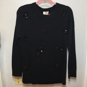 Kate Spade Embellished Slouchy Sweater